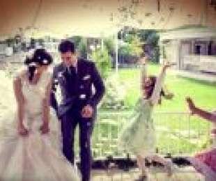 Il matrimonio - ricevimento